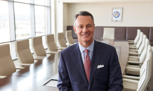 Goodyear CEO Richard Kramer